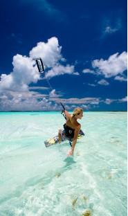 Cursos de Kite Surfing